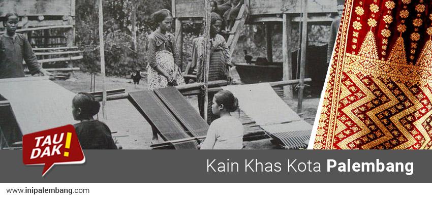 Kain Songket Khas Palembang & Kain Jumputan Khas Palembang