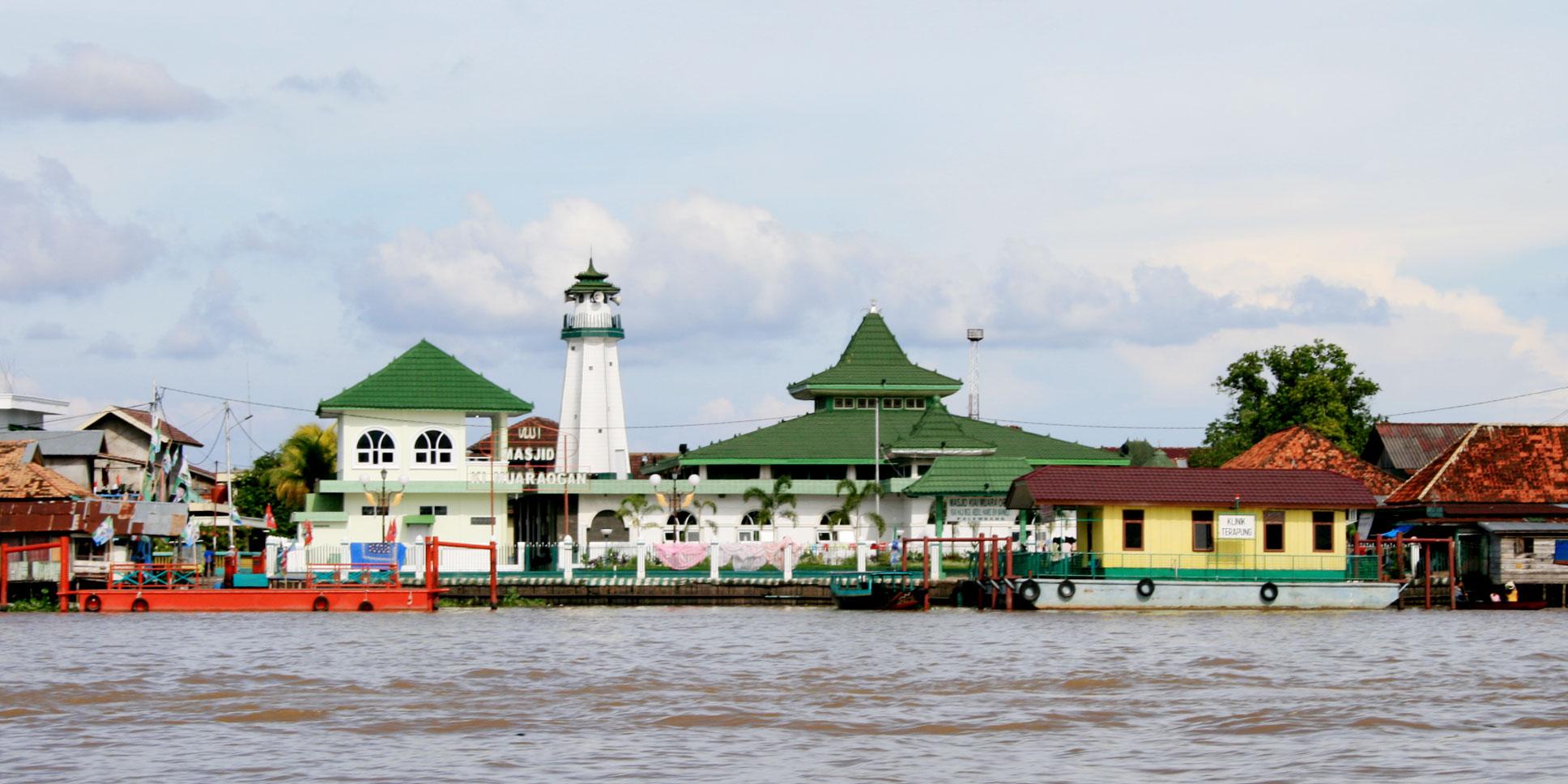 Sejarah Masjid Ki Marogan Palembang