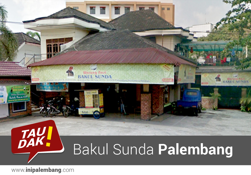 Bakul Sunda Palembang