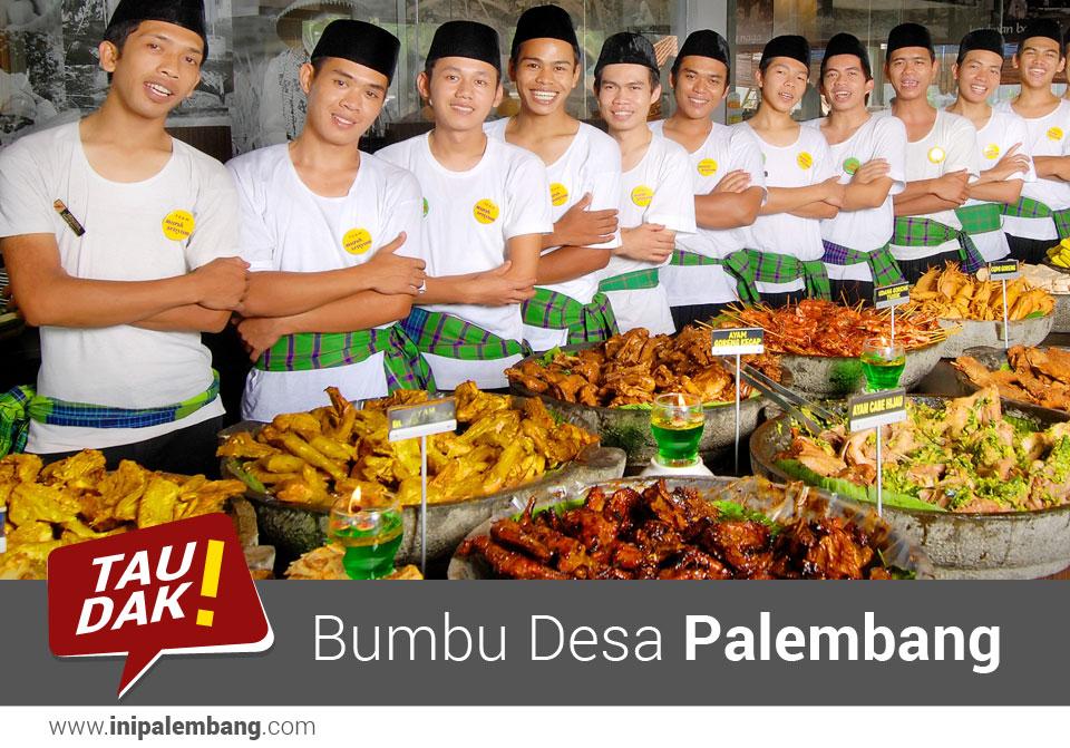 Bumbu Desa Palembang