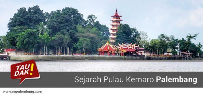 Gambar Pulau Kemaro Palembang
