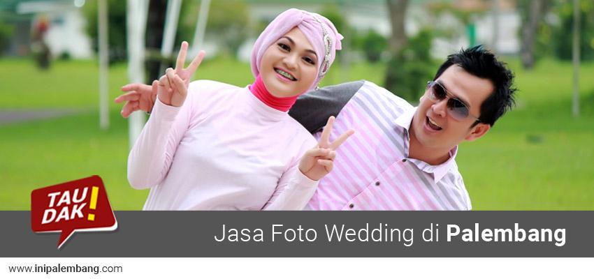 Jasa Foto Wedding Murah di Kota Palembang