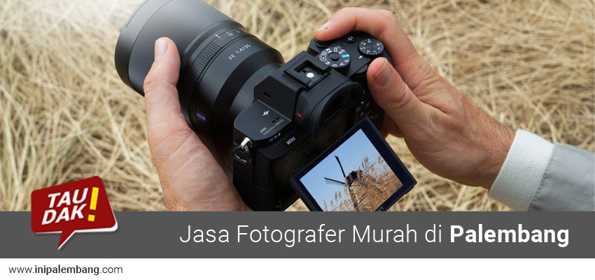 Jasa Fotografer Palembang Murah Dokumentasi Pernikahan