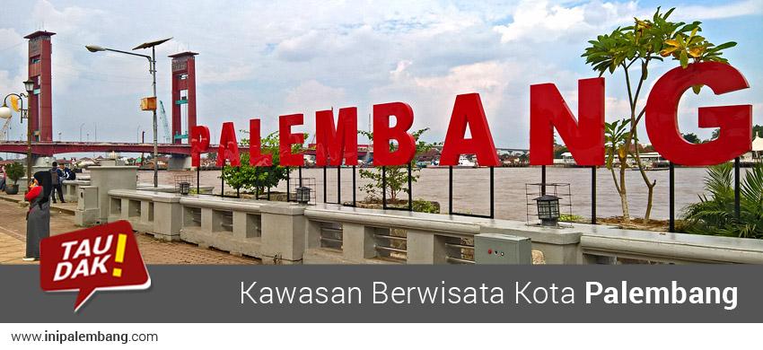 Kawasan Berwisata Kota Palembang