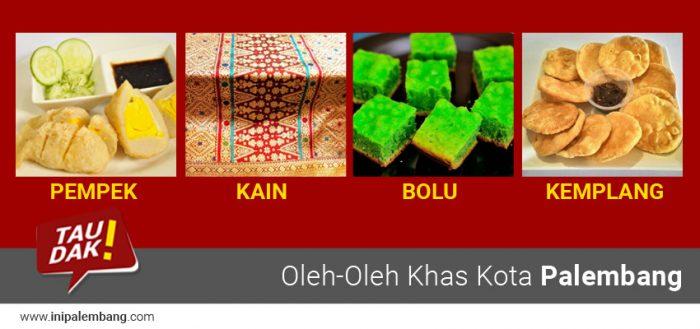Oleh-Oleh Khas Palembang