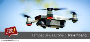 Jasa Sewa Drone di Palembang