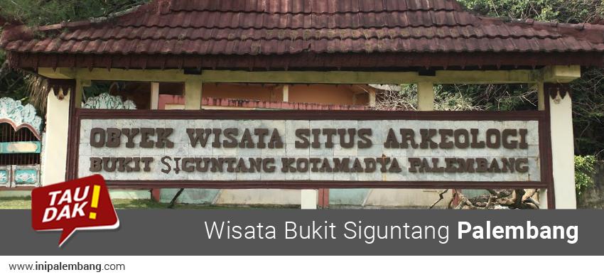 Gambar Bukit Siguntang Palembang