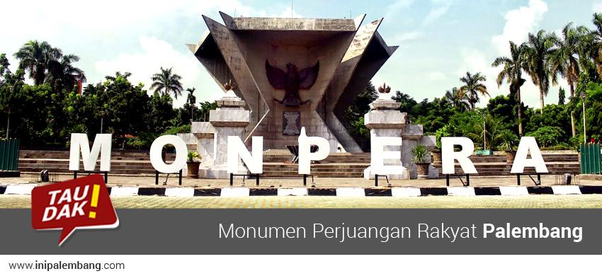 Wisata Monumen Perjuangan Rakyat Palembang