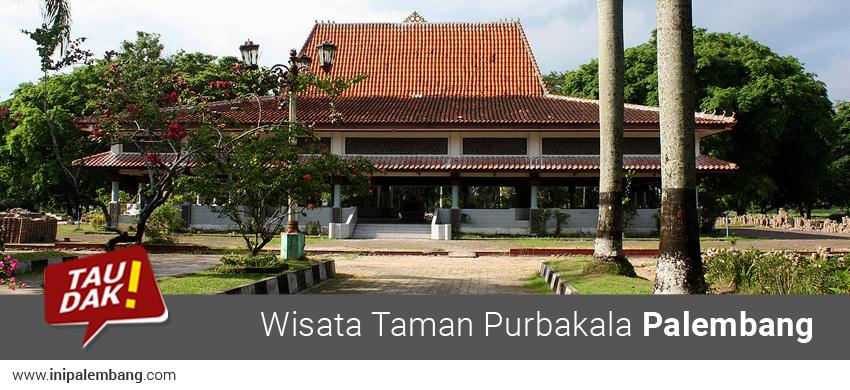 Gambar Taman Purbakala Palembang