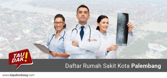 Rumah Sakit Terbaik di Kota Palembang