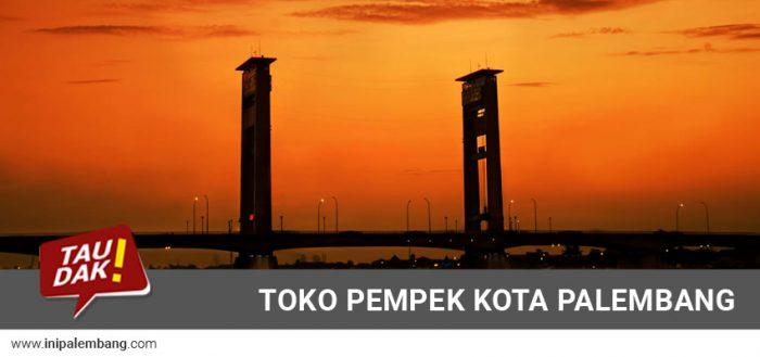 Toko Pempek & Terkenal di Palembang