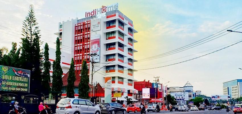 PT. Telkom Indonesia Kantor Cabang Terdekat di Kota Palembang Alamat dan Nomor Telepon Telkom Palembang