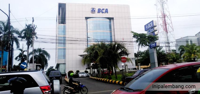 PT. Bank Central Asia - Bank BCA Cabang Terdekat di Kota Palembang Alamat dan Nomor Telepon