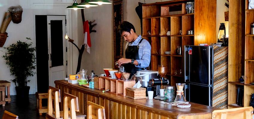 Cafe Tempat Nongkrong di Palembang