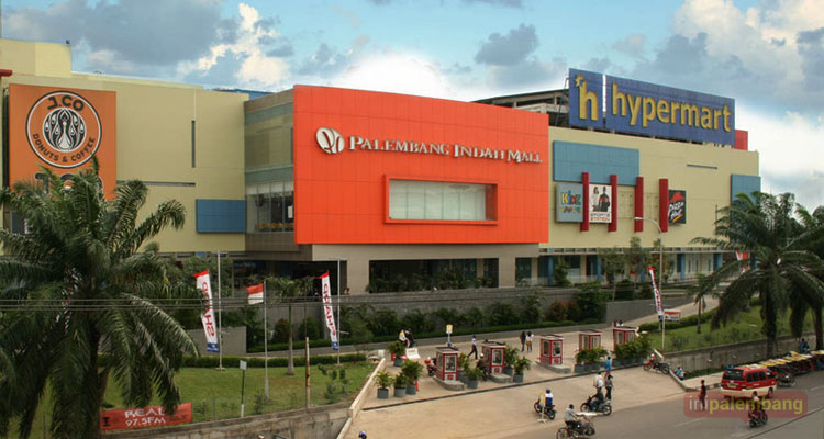 Alamat Palembang Indah Mall