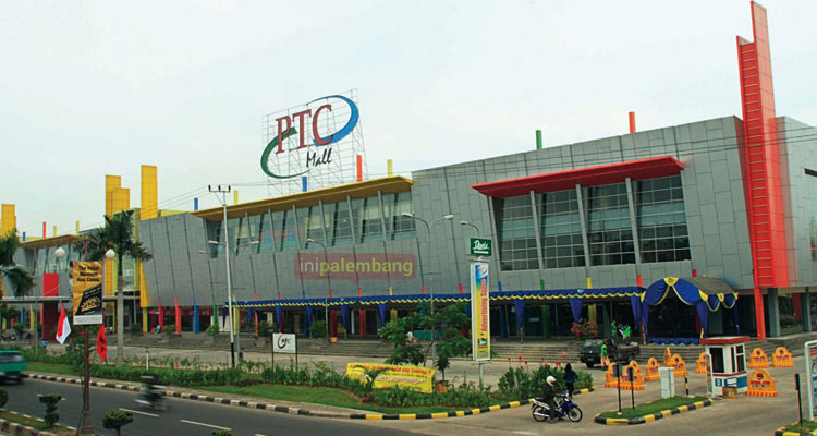 Alamat Palembang Trade Center Mall