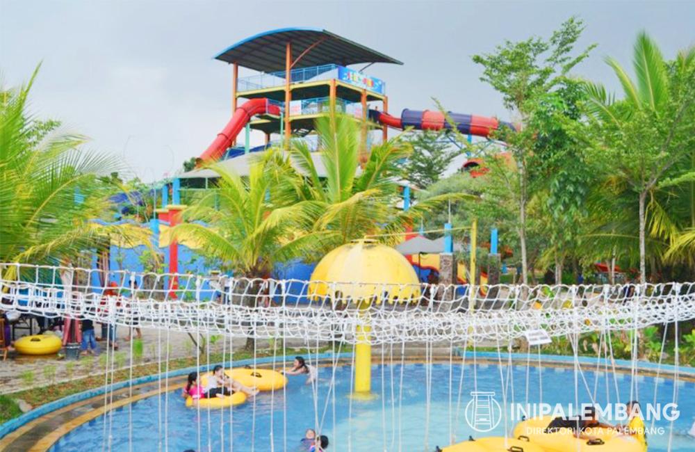 Opi Water Fun Palembang Harga Tiket Promo